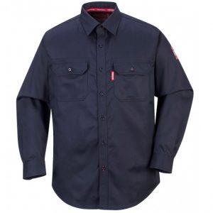 Camisa ignifuga contra el fuego fr89