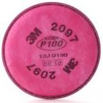 filtro para polvo 3M 2097