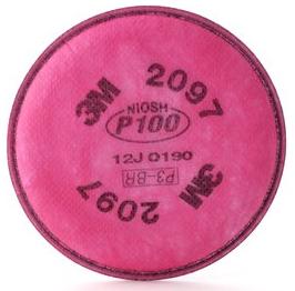 filtro para polvo 2097