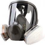 Respirador 3m cara completa 6800