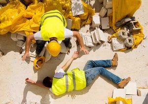 Accidentes laborales en colombia uso de EPPS
