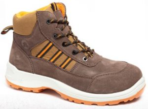 Bota de Seguridad Dielectrica Bata Modelo Hunter Orange