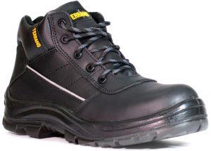 Botas de seguridad Terrano Negra 5001