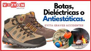 Botas Dieléctricas y botas Antiestáticas